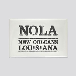NOLA New Orleans Vintage Magnets