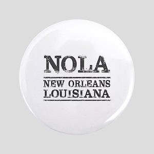 NOLA New Orleans Vintage Button