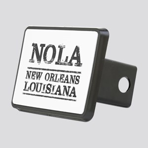 NOLA New Orleans Vintage Rectangular Hitch Cover