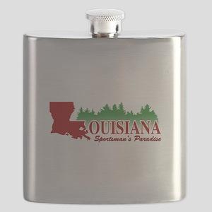 Louisiana Flask