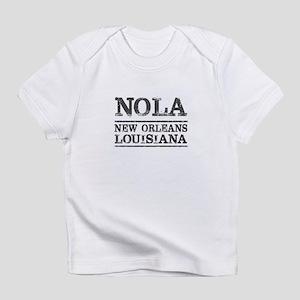 NOLA New Orleans Vintage Infant T-Shirt