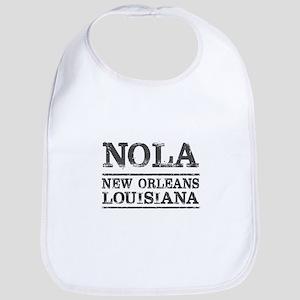 NOLA New Orleans Vintage Bib