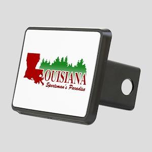 Louisiana Rectangular Hitch Cover
