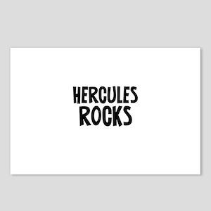 Hercules Rocks Postcards (Package of 8)