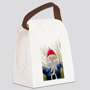 Thistle Gnome Canvas Lunch Bag