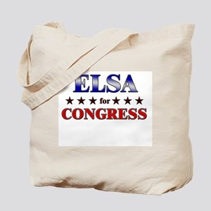 ELSA for congress Tote Bag