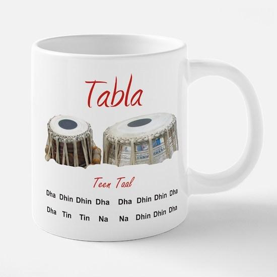 Tabla - Teen Taal 2 Mugs