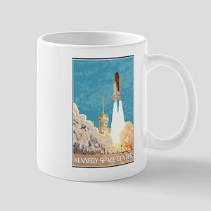 Cape Canaveral, Florida - Kennedy Space Center Mug