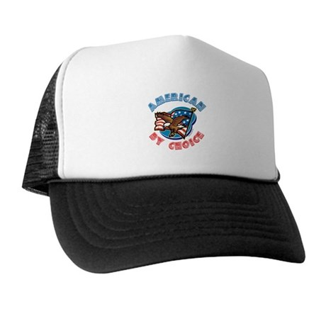 American By Choice Trucker Hat