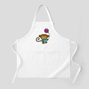 Bobo Monkey BBQ Apron