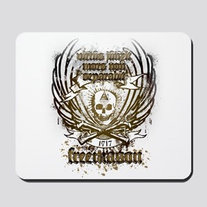 Masonic Couture Mousepad