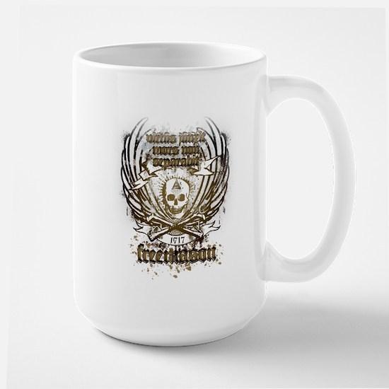 Masonic Couture Large Mug