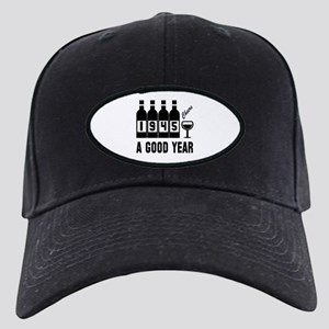 1945 A Good Year, Cheers Black Cap with Patch