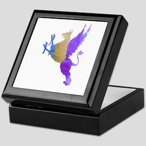 Griffin Keepsake Box