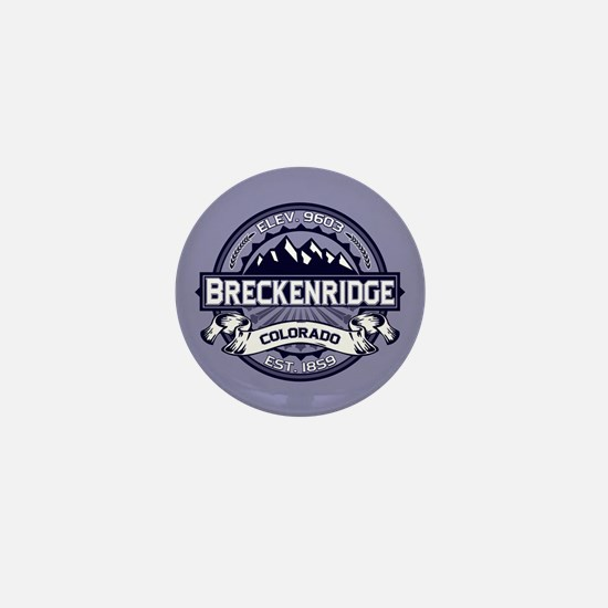Breckenridge Blueberry Mini Button