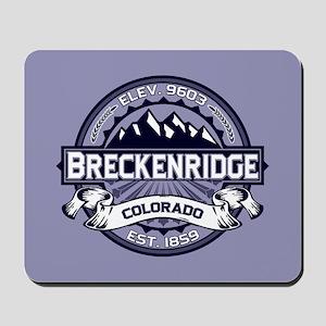 Breckenridge Blueberry Mousepad