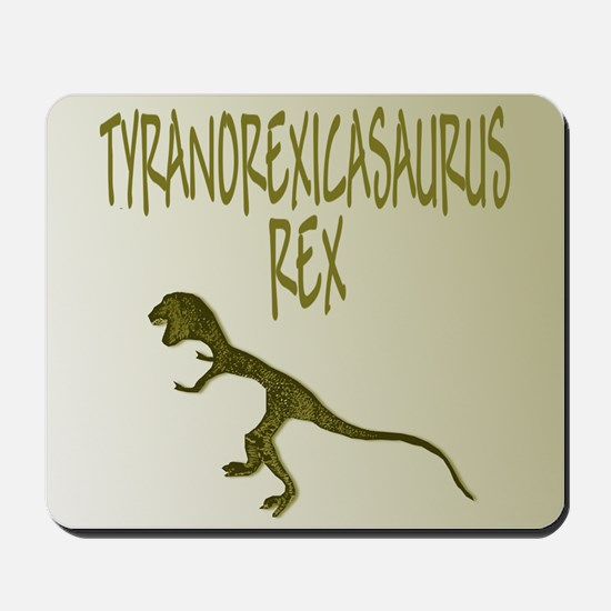 Very funny Anorexic Mousepad