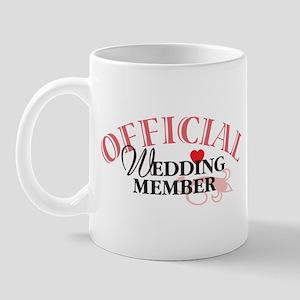 Wedding Party Mug