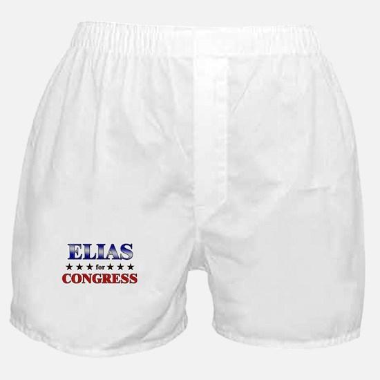 ELIAS for congress Boxer Shorts