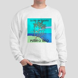ISLA del ENCANTO Sweatshirt