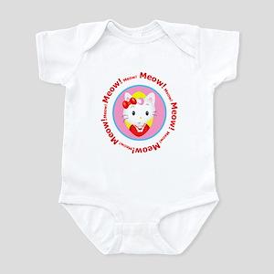 Meow! Infant Bodysuit