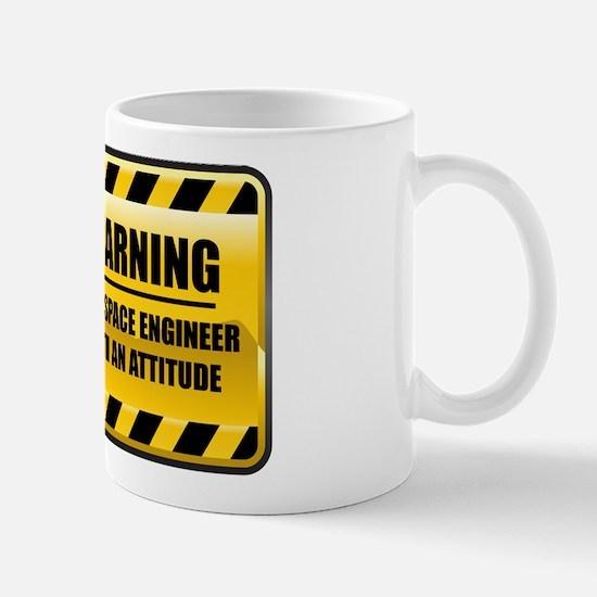 Warning Aerospace Engineer Mug