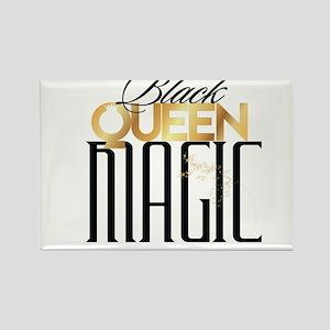 Black Queen Magic Magnets