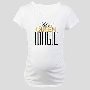 Black Queen Magic Maternity T-Shirt