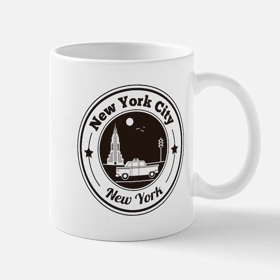 New York City Icons Mug