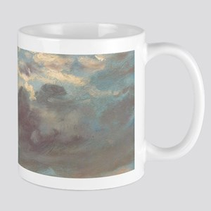 A Cloud Study Stormy Sunset by John Constable Mugs