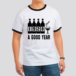 1928 A Good Year, Cheers Ringer T