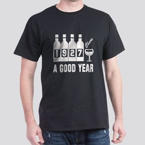 1927 A Good Year, Cheers Dark T-Shirt