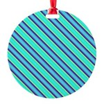 striped_tie_001 Ornament