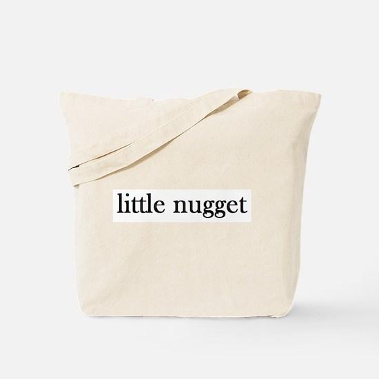 Cute Nugget Tote Bag