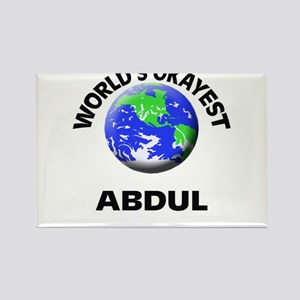 World's Okayest Abdul Magnets