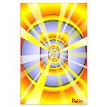 Large Poster<br>Eye Of Light