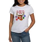 Christmas I want my Sailor Women's T-Shirt