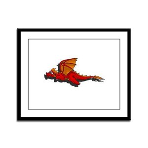 Come Fly With Me Framed Panel Print