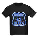Highway 61 Blues Kids Dark T-Shirt
