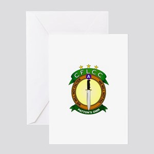 3rd us army Greeting Card