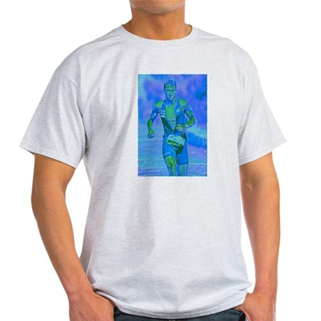 LOOKING STRONG PAINTING Light T-Shirt