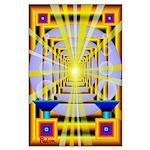 Large Poster<br>Gate Of Light