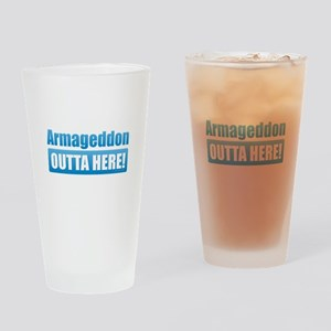 Armageddon Drinking Glass