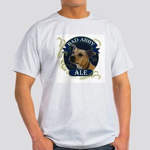 Bad Abby Pit Bull Ale Light T-Shirt