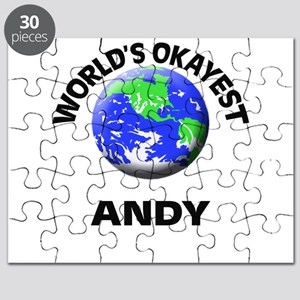World's Okayest Andy Puzzle