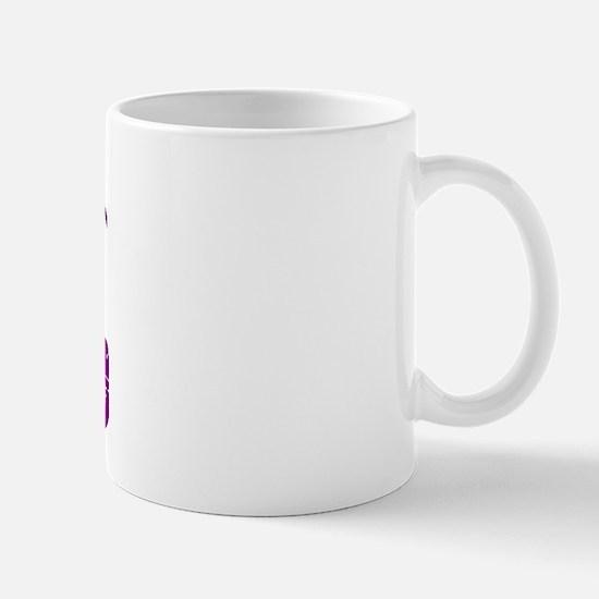I Wear Purple For My Friend 6 (PC) Mug