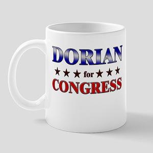 DORIAN for congress Mug