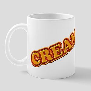 CREAMY 3-D Mug
