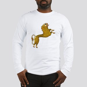 Celtic Lion Long Sleeve T-Shirt