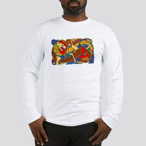 Horse & Lion Long Sleeve T-Shirt